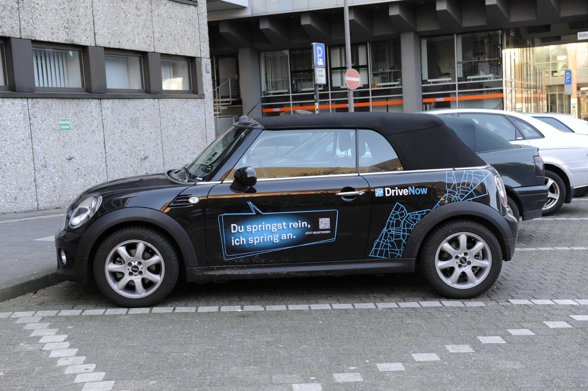 BMW could roll out car sharing in Seattle soon seattlepi