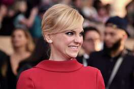 """Anna Faris, '99, gained acclaim for her role as Cindy Campbell in """"Scary Movie,"""" (and in the sequels), and went on to earn awards for that and roles in many other films."""