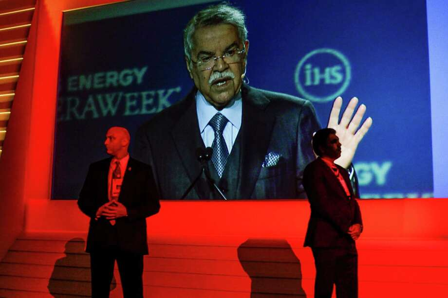 Saudi Arabian Oil Minister Ali al-Naimi's tough talk on Tuesday rejecting cuts in oil production mean a quick turnaround for the industry is unlikely. Photo: Michael Ciaglo, Staff / © 2016  Houston Chronicle