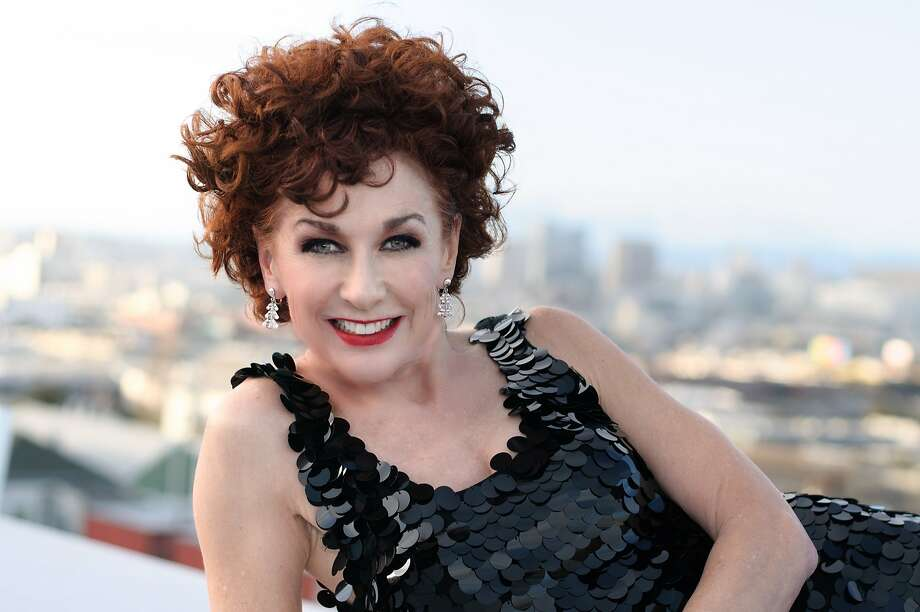 Maureen McVerry's new cabaret solo draws on her 35 years in theater. Photo: Courtesy Photo