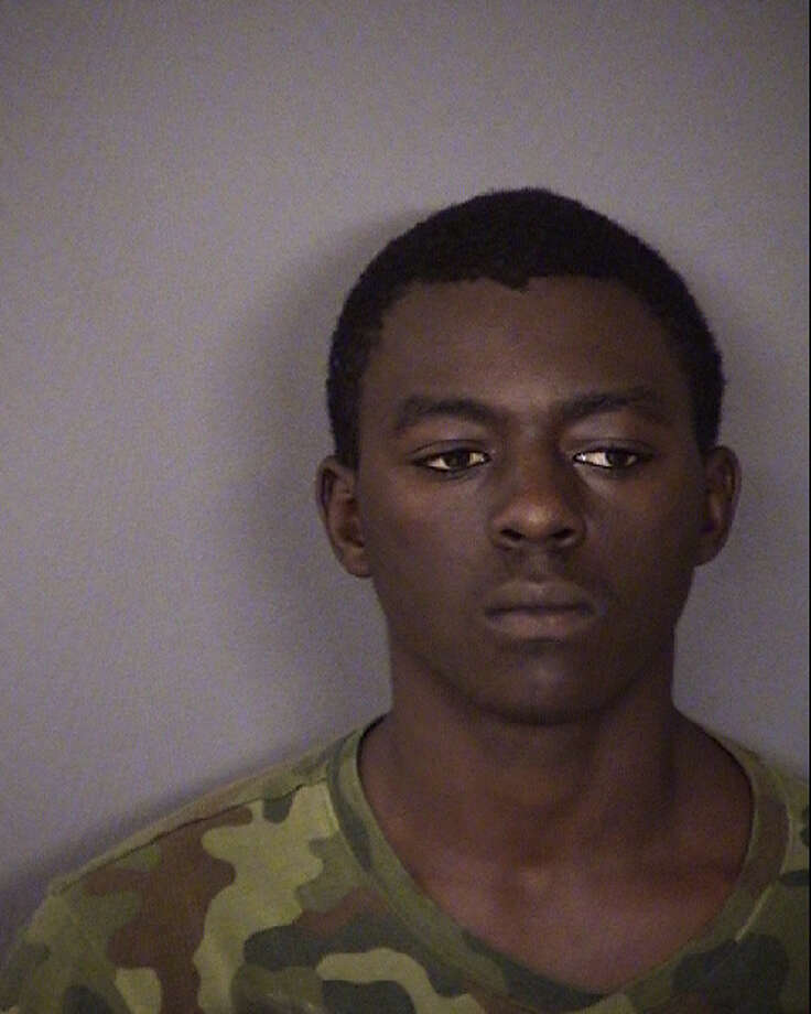 Joseph Kwizera, 17, faces a charge of aggravated robbery, according to an arrest warrant affidavit. Photo: Bexar County Sheriff's Office