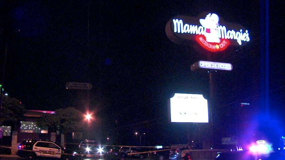 Police say a man was shot in the leg at a Mama Margie's on the Northwest Side Wednesday morning. Photo: 21 Pro Video