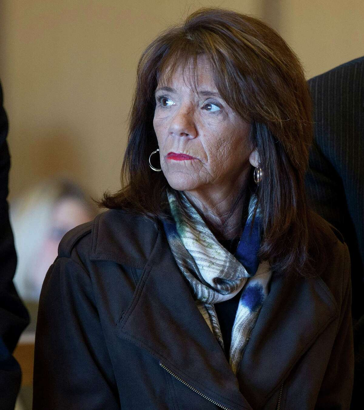 Former Stamford High School Principal Donna Valentine is appealing the Board of Education's decision to fire her in connection with sexual misconduct at the school in 2014.