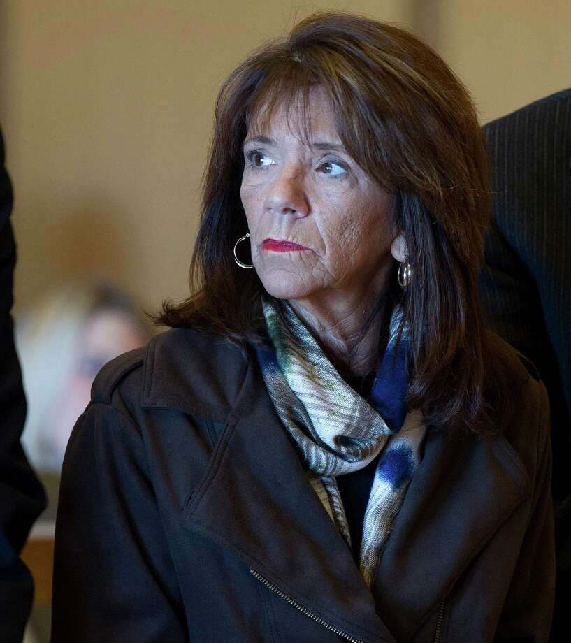 Former Stamford High School Principal Donna Valentine is appealing the Board of Education's decision to fire her in connection with sexual misconduct at the school in 2014. Photo: Lindsay Perry / Lindsay Perry / Stamford Advocate
