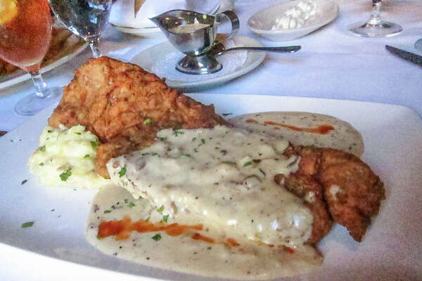 32 For Chicken Fried Steak At Vic Anthony S A