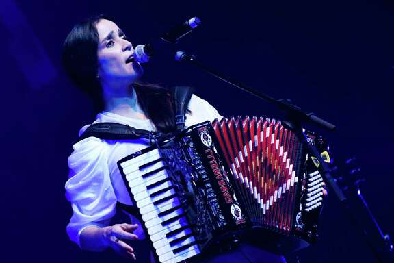 Julieta Venegas brings her versatile, reflective bilingual pop-rock to Houston for a show Friday at House of Blues.