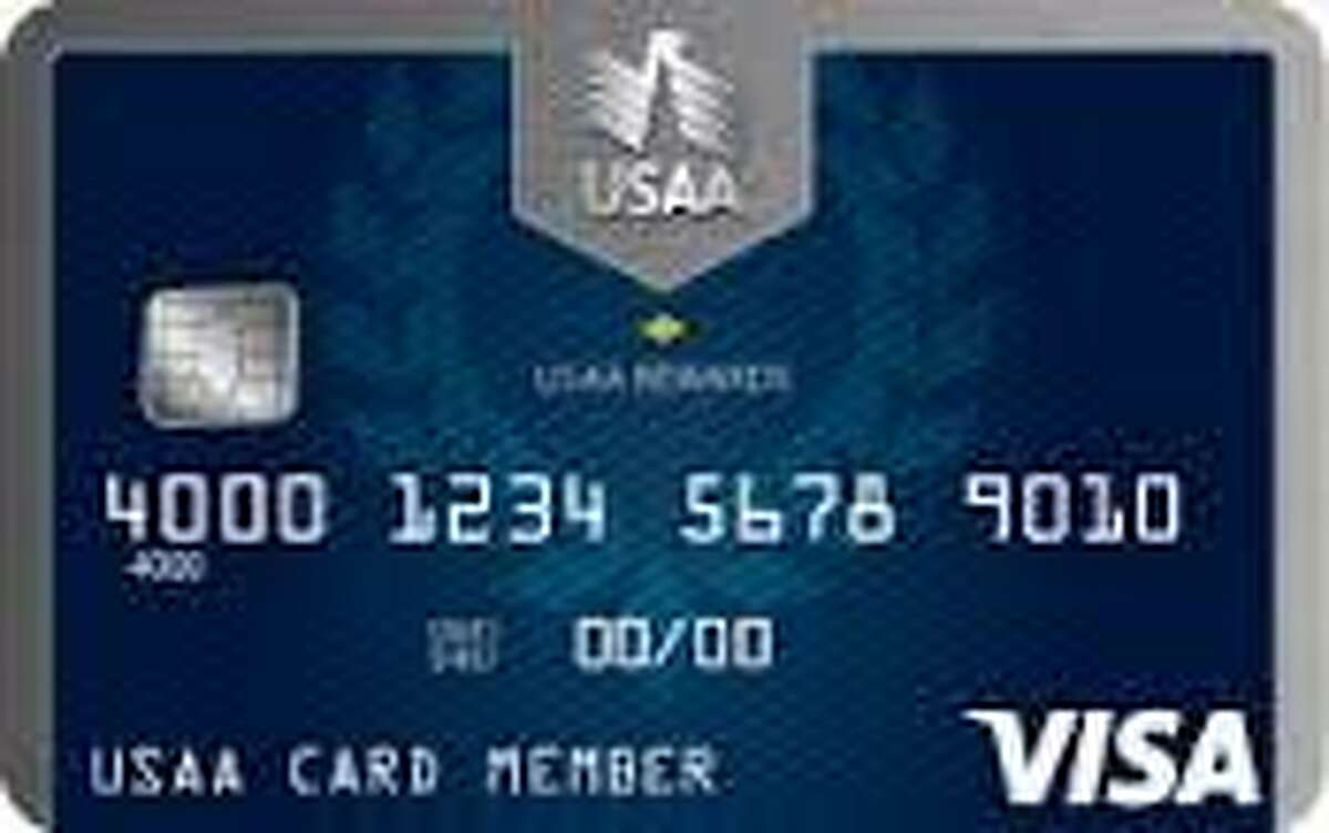 USAA is dropping MasterCard for Visa this year.