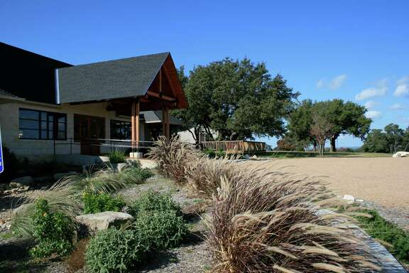 Pedernales Cellars winery in Stonewall