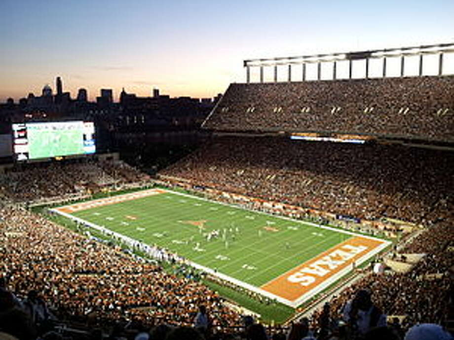 Royal-Memorial Stadium would be home of a potential Austin bowl game.