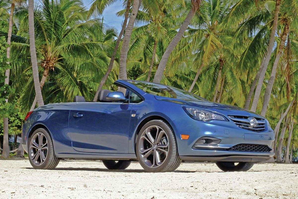 2016 Buick Cascada (photo © Dan Lyons ? All rights reserved)