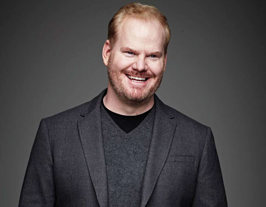 "Catholic comic Jim Gaffigan is testing his theory that religion can be funny in the upcoming series ""The Jim Gaffigan Show."" Illustrates RELIGION-GAFFIGAN (category l), by Michelle Boorstein, (c) 2015 The Washington Post. Moved Friday, May 22, 2015. (MUST CREDIT: Courtesy of Jim Gaffigan) Photo: HANDOUT / THE WASHINGTON POST"