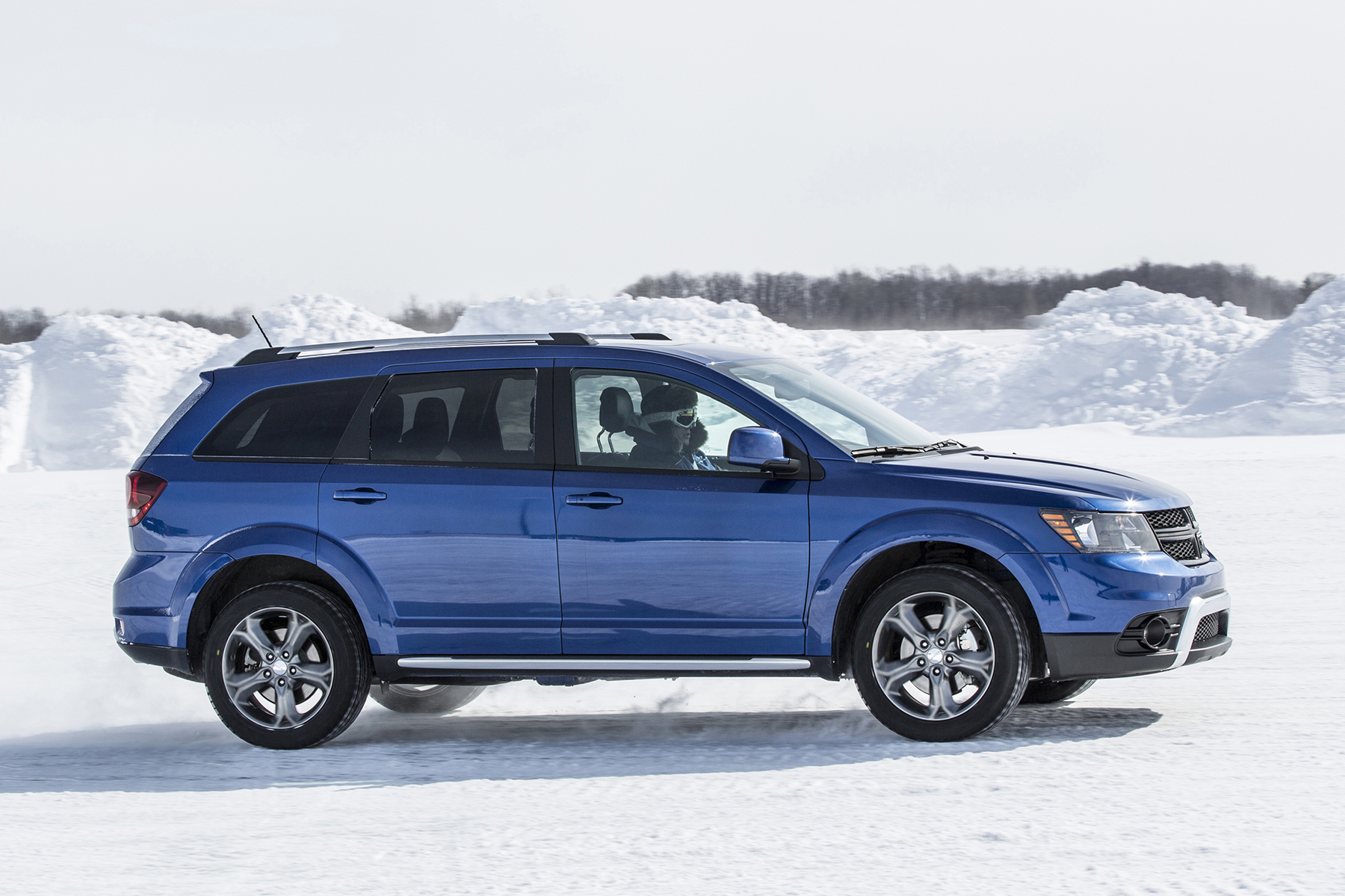 Test Drive 2016 Dodge Journey Crossroad Plus AWD Times Union