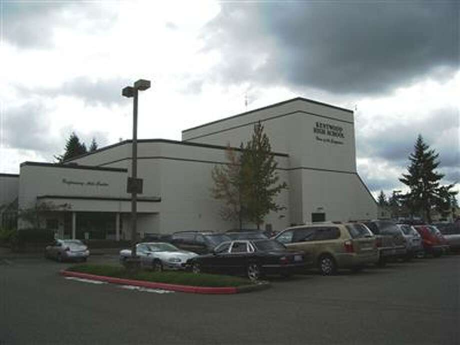 Kentwood High School in Covington, pictured in a King County Assessor's Office photo. Photo: King County Assessors Office
