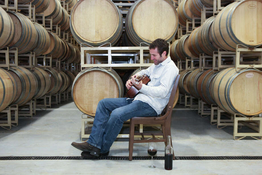 Bill Duchman of Duchman Family Winery Photo: Courtesy Of Peary Photography