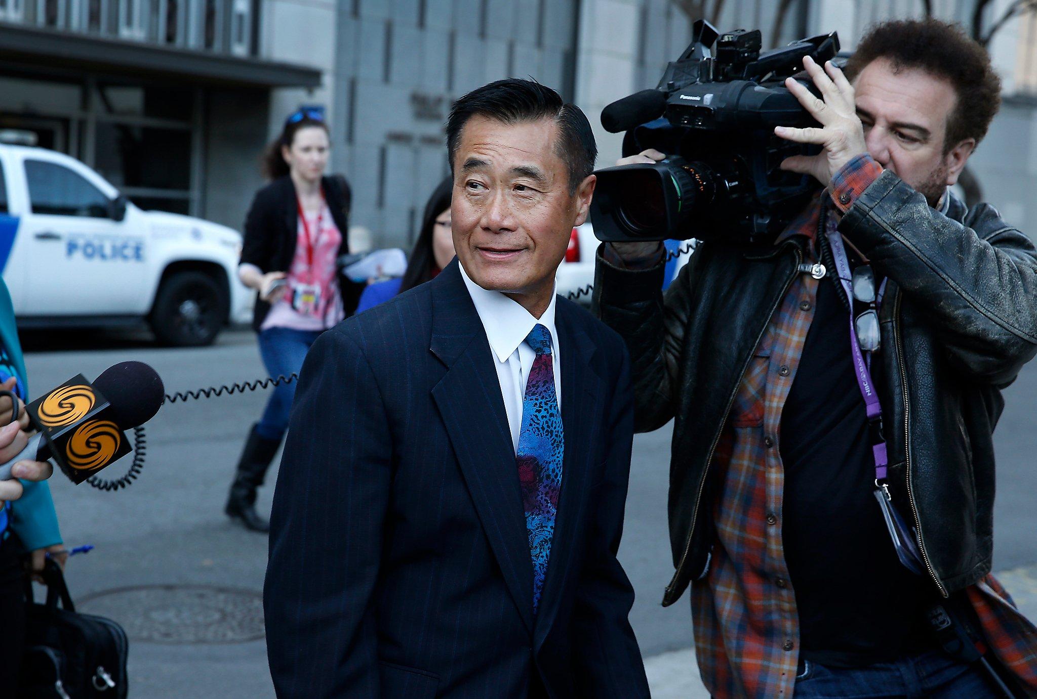 Former state Sen. Leland Yee, ex-SF school board chief sentenced
