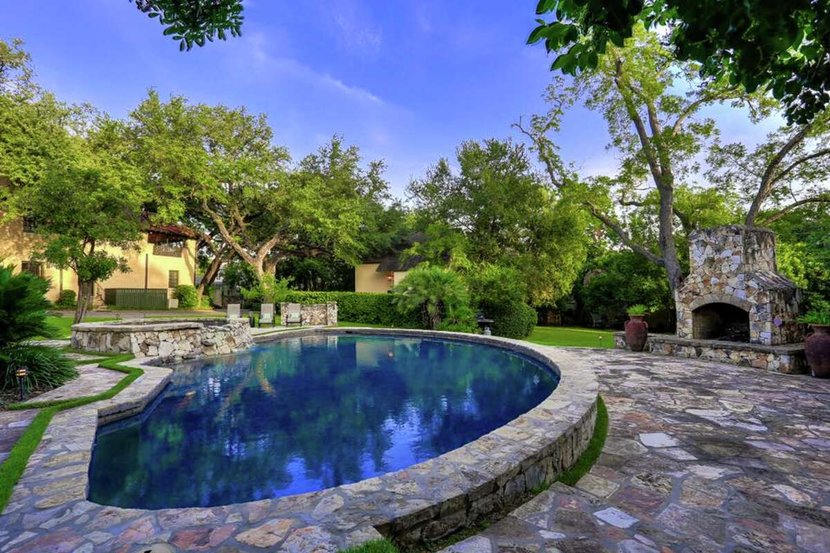Built by one of San Antonio's most influential families, the secluded Tobin estate dates back to 1908 and features an Old Style stone main house with eight rooms, a swimming pool and a carriage house. The historic estate was listed at $2.9 million when it recently sold.