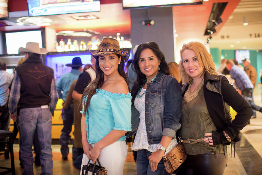 Fans of country rock star Brantley Gilbert turned out for a night of heartfelt power ballads following the PRCA Rodeo Semi-Finals at the San Antonio Stock show & Rodeo, Feb. 24, 2016. Photo: By Chavis Barron / For MySA.com
