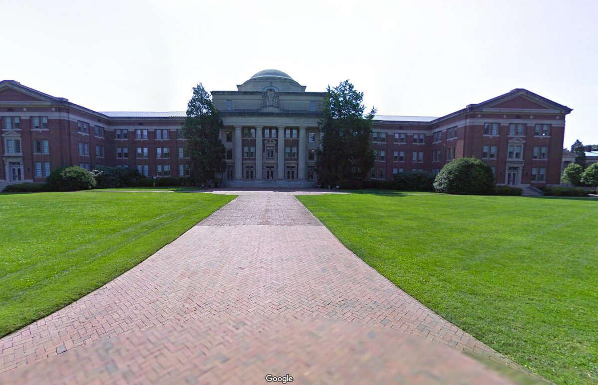 25. Davidson College - Davidson, North Carolina Acceptance rate: 22 percent Graduation rate: 93 percent