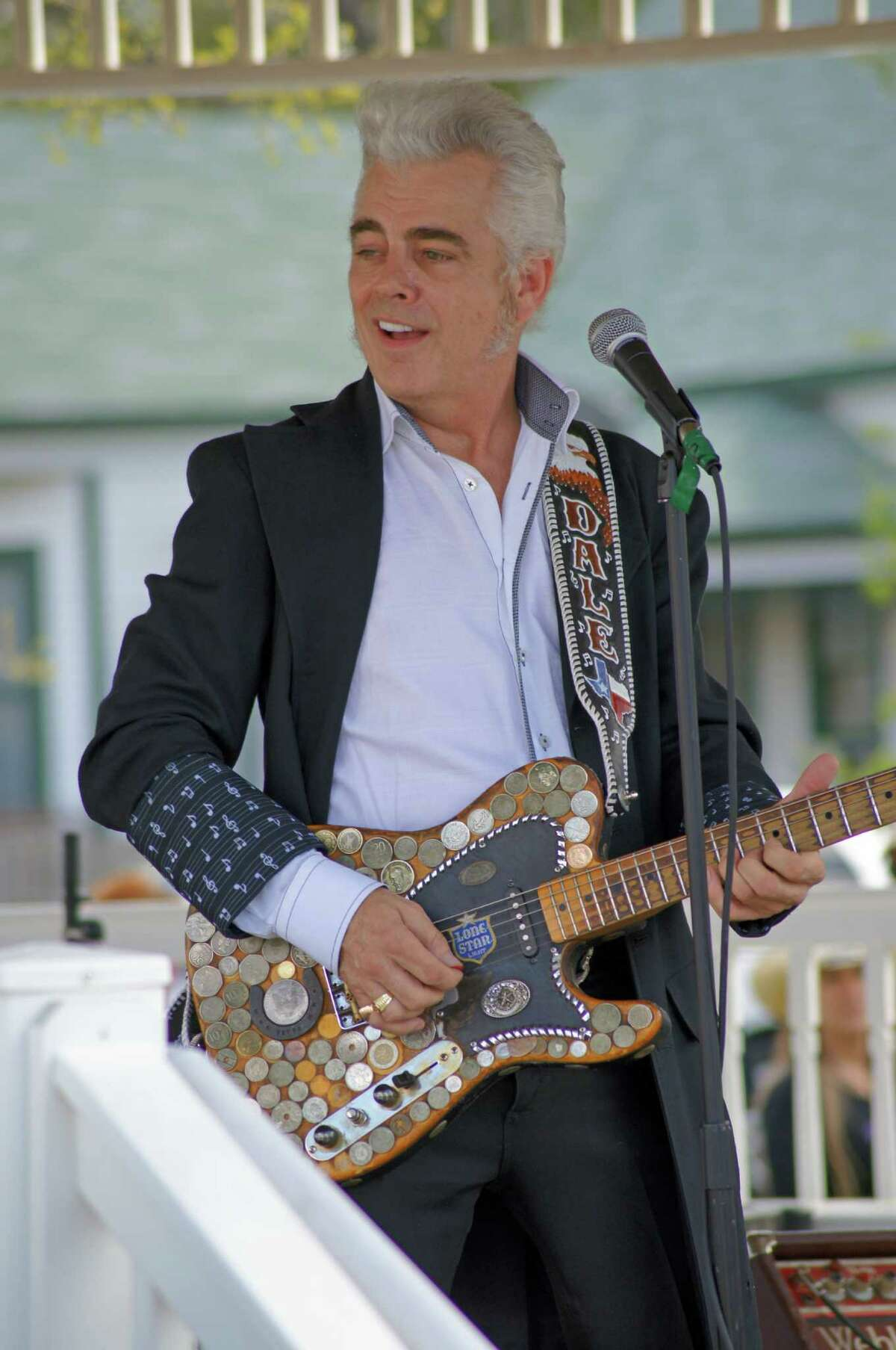 Dale Watson will appear at the Tomball Honky Tonk festival.