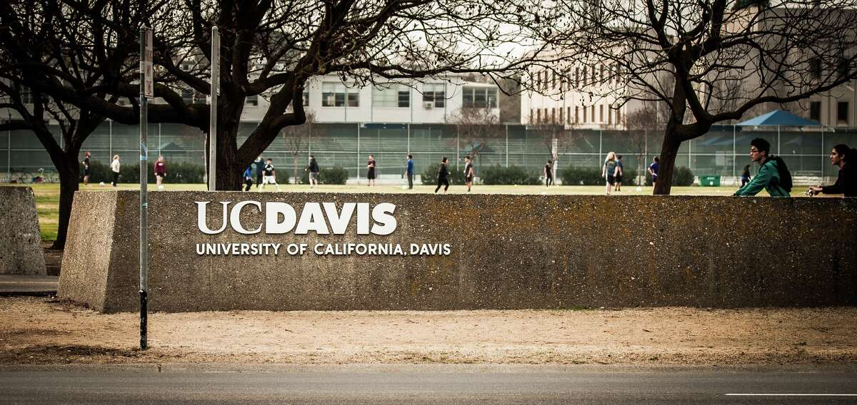 The UC Davis campus is seen in a February 2, 2015, file photo.