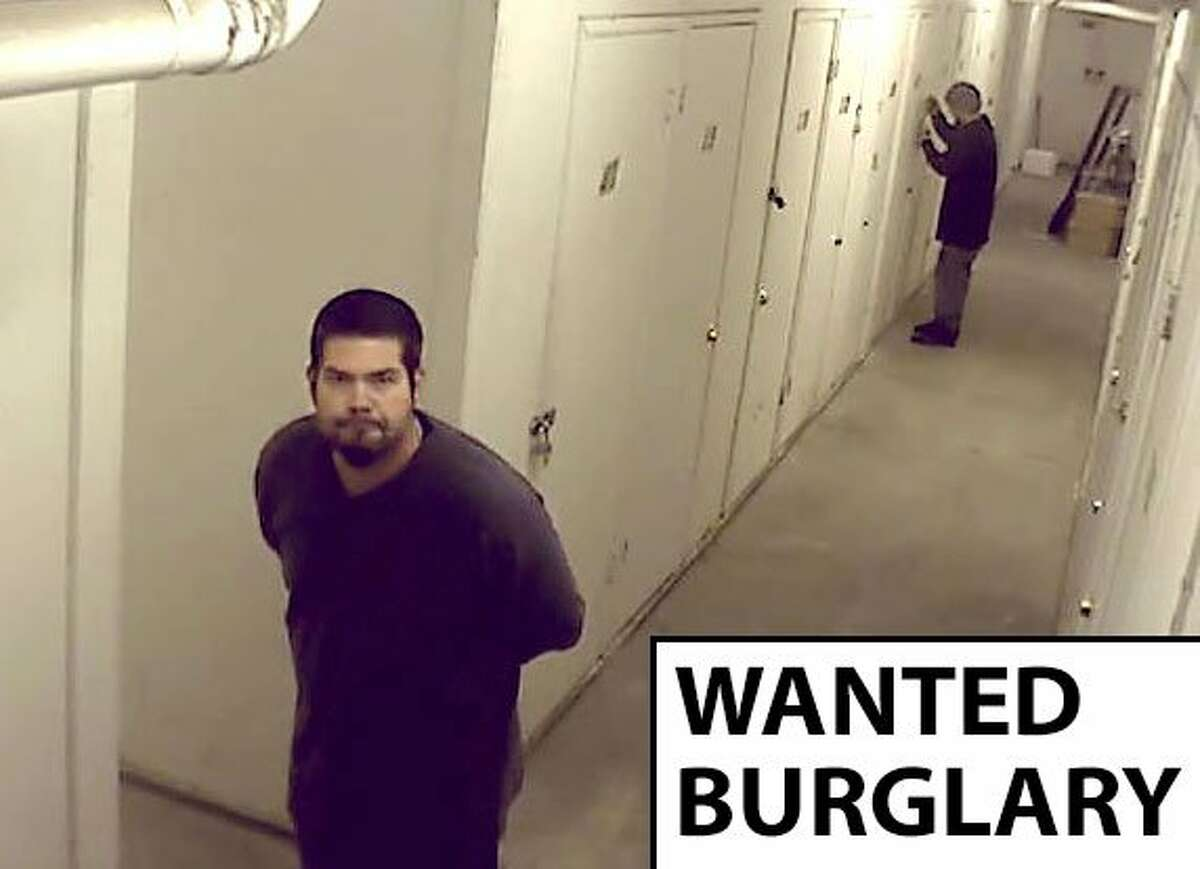 Police are asking the public to help them track down a pair of alleged thieves who burglarized a storage locker facility on South Bascom Avenue in San Jose.