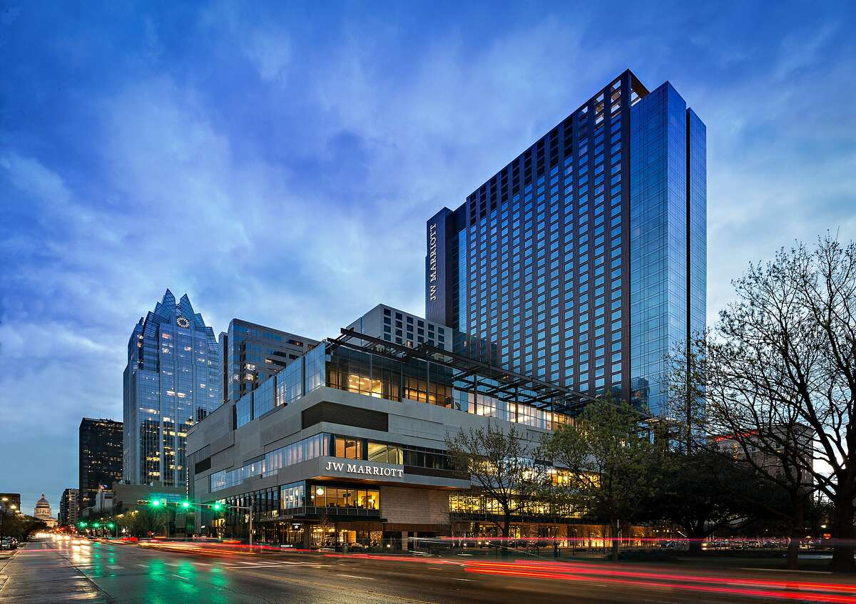 The JW Marriott Austin - enjoy your stay more with perks from the Marriott Rewards Premier Plus card