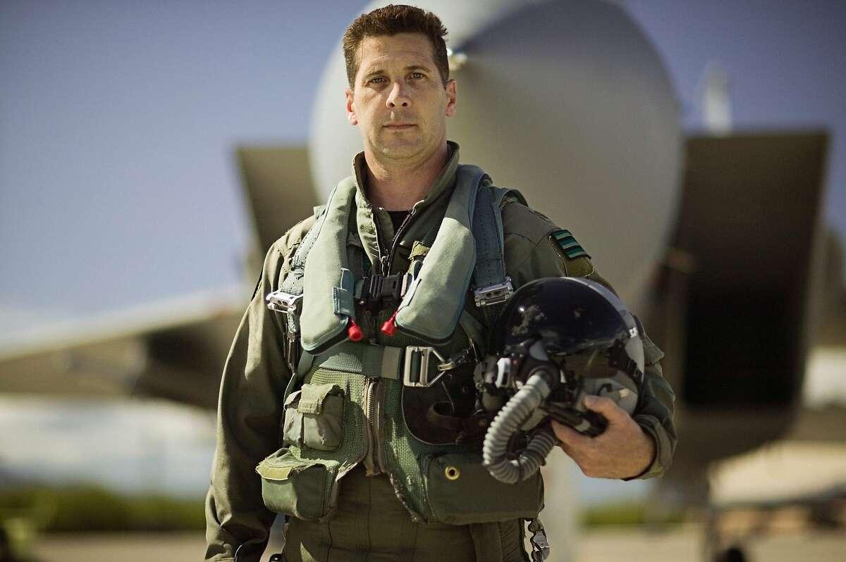 No. 15 (men): Military. Bonus! He's also a pilot.