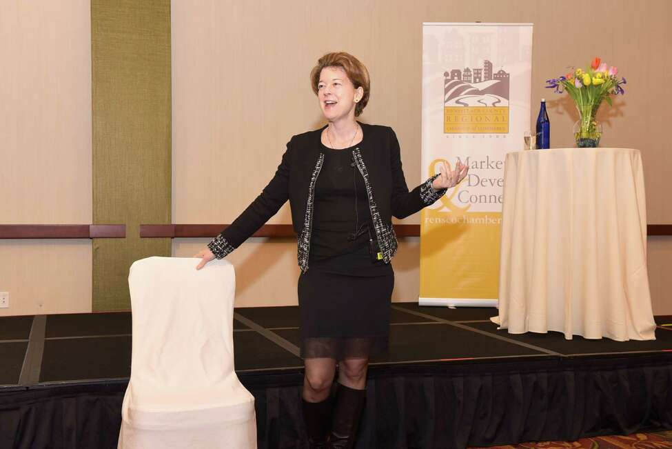 Were you Seen at the Rensselaer County Regional Chamber of Commerce 'How to WOW!' breakfast event presented by internationally acclaimed speaker/author Frances Cole Jones held at the Hilton Garden Inn in Troy on Thursday, Feb. 25, 2016?