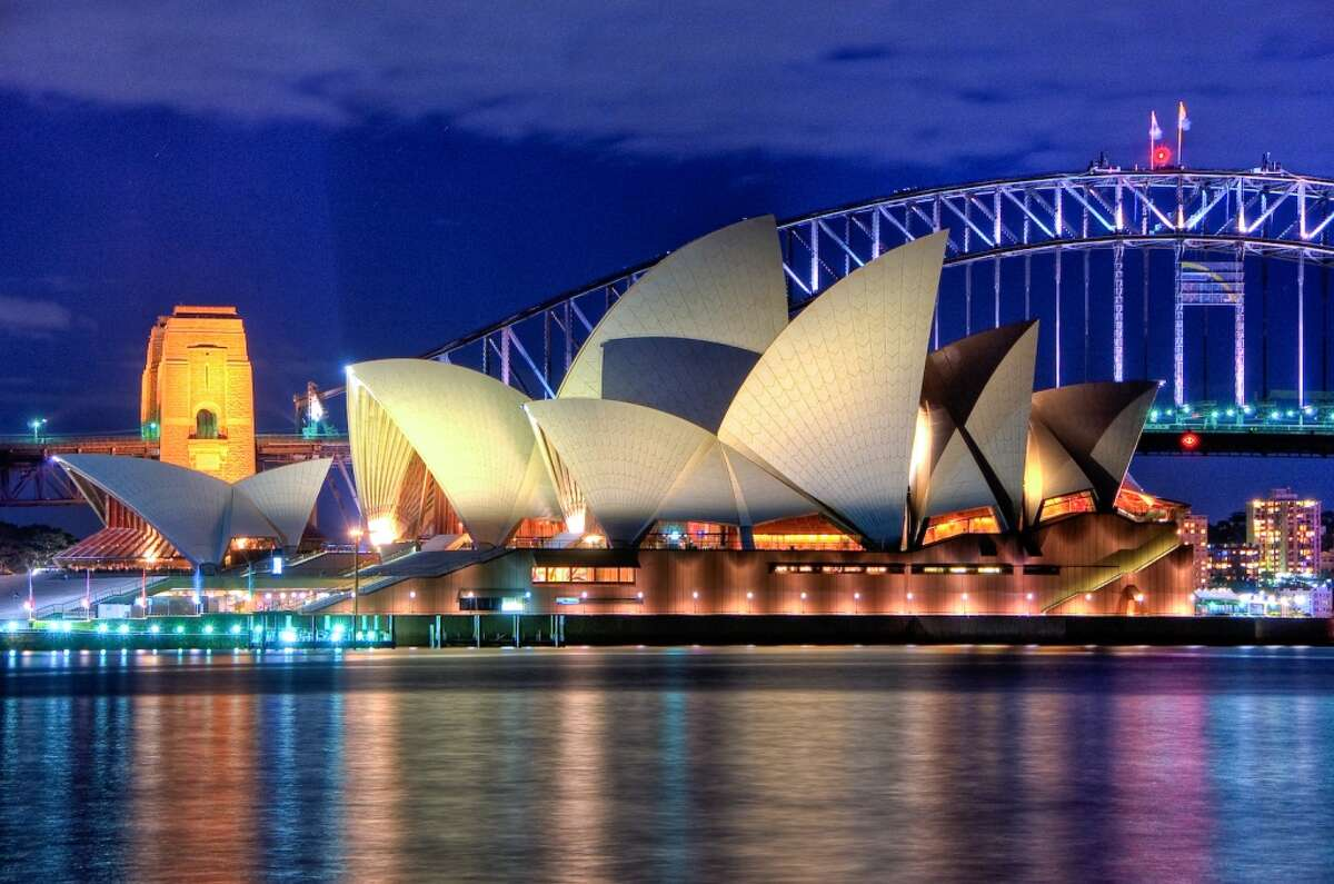 Travelers with the first or last name Sydney could win a free trip to Sydney, Australia. Take a look at some of the most popular names of 2017 so far.