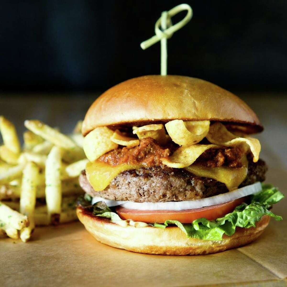 HOPDODDY BURGER BAR The Austin-based chain will open this spring in the River Oaks District, 4444 Westheimer. The burgers are ground inhouse using only humanely raised cows.