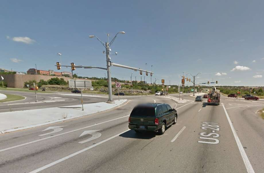 8. San Antonio: $81.3 million for U.S. 281 from Stone Oak Parkway to the Bexar County line Photo: Google Street View/Maps