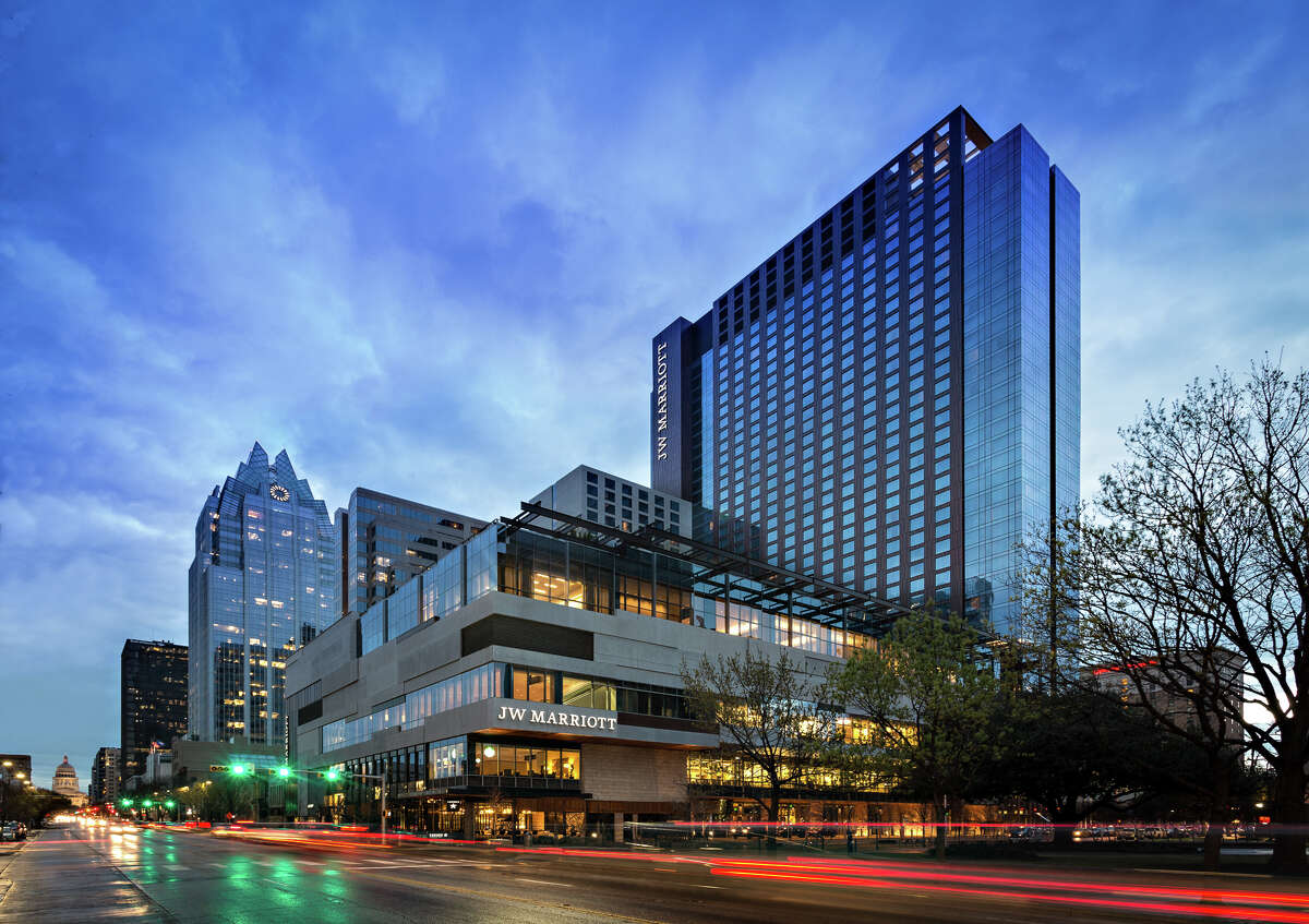 JW Marriott Austin 1,012 roomsOpened February 2015