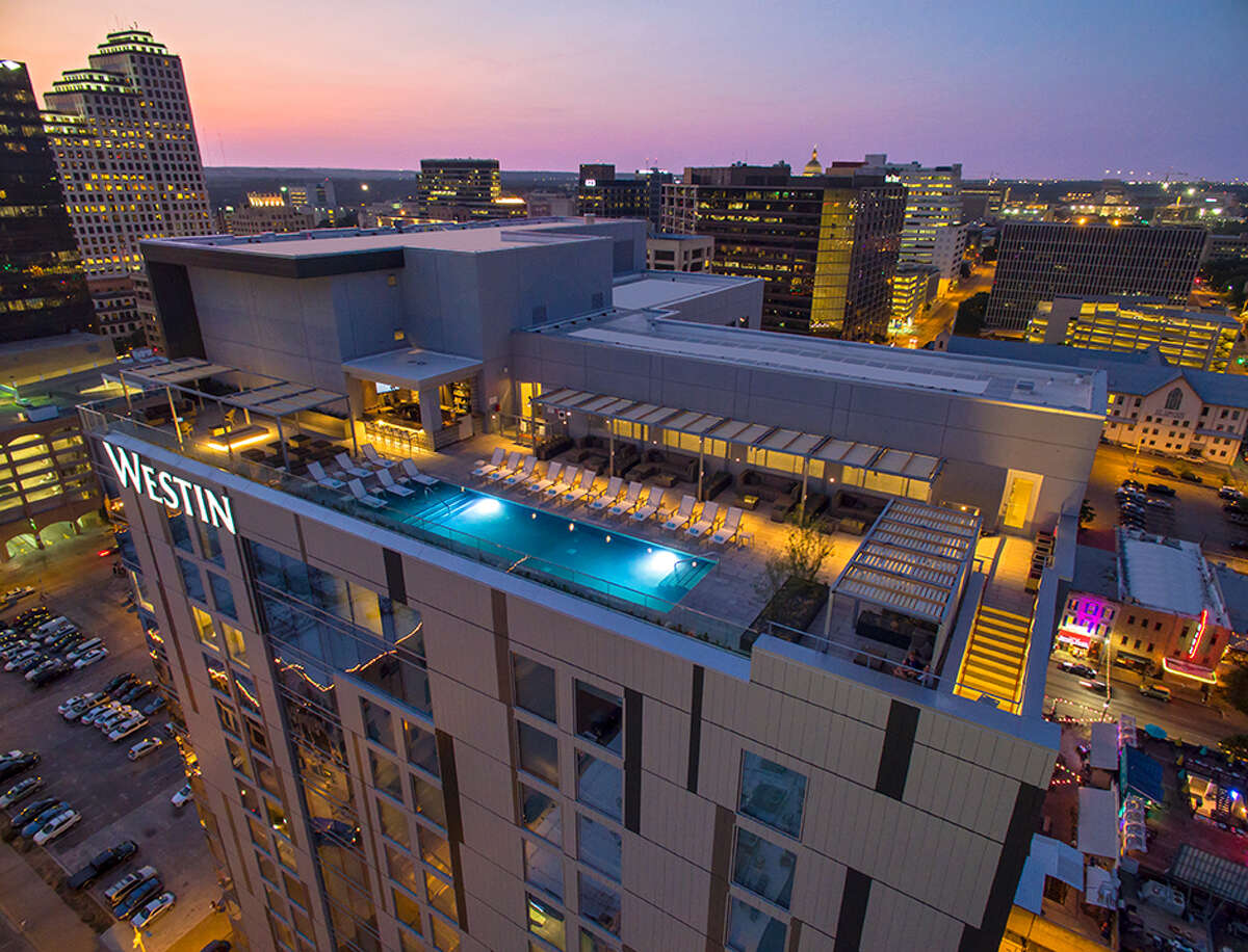 Westin Austin Downtown 366 guest roomsOpened July 2015