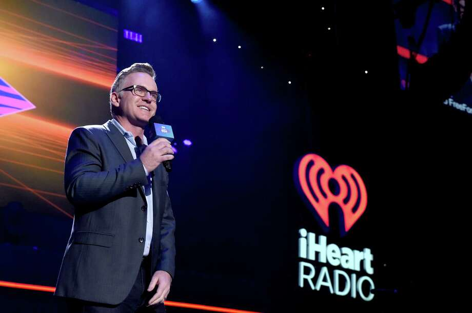 INGLEWOOD, CA - FEBRUARY 20:  iHeart Radio personality Valentine speaks onstage during the first ever iHeart80s Party at The Forum on February 20, 2016 in Inglewood, California.  (Photo by Kevin Winter/Getty Images for iHeartMedia) Photo: Kevin Winter, Staff / Getty Images For IHeartMedia / 2016 Getty Images