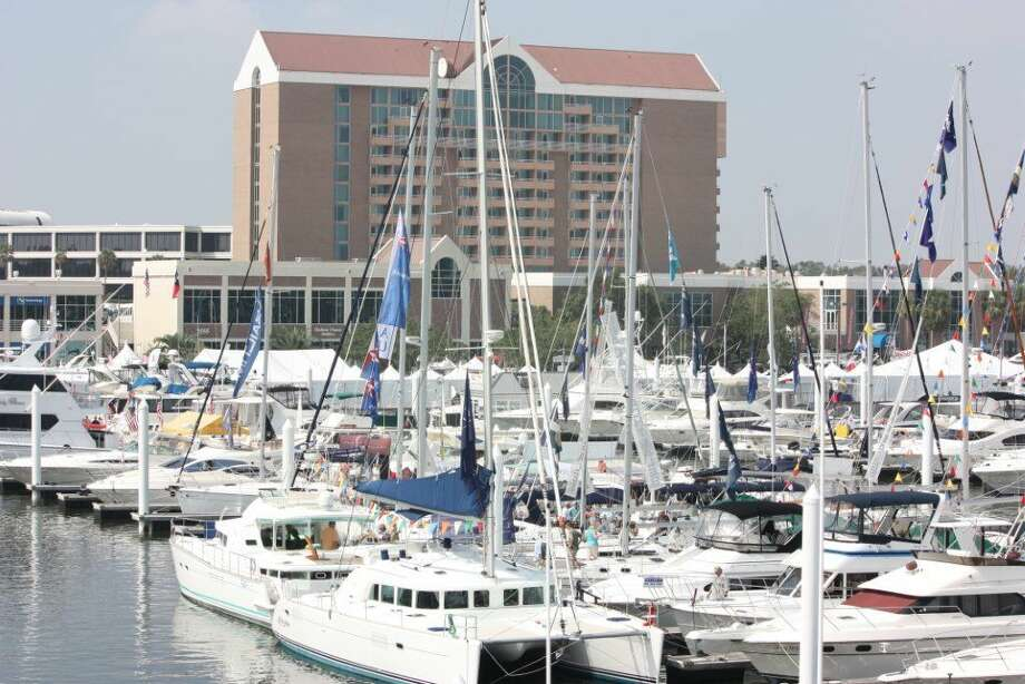 The South West International Boat Show, the largest in-water boat show in the Southwest, will hold its eighth annual event March 17-20 at South Shore Harbour Marina. Photo: South West International Boat Sh