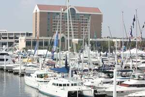 The South West International Boat Show, the largest in-water boat show in the Southwest, and the premier sail and power show for new and pre-owned vessels, will hold its eighth annual event March 17-20 at South Shore Harbour Marina.