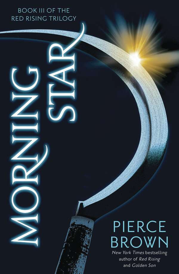 MORNING STAR, by Pierce Brown.