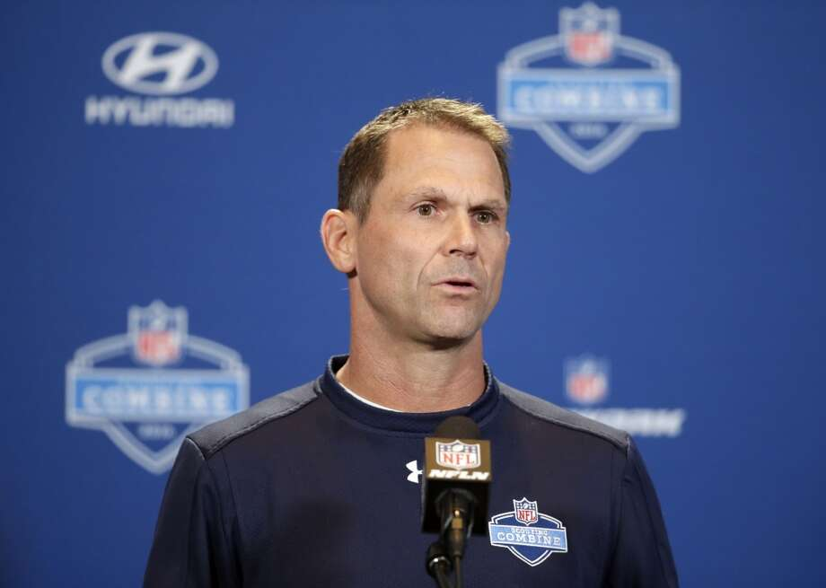 """1. Baalke has to say """"absolutely"""" that he wants Kaepernick, because he doesn't want a malcontent on the team if the 49ers have no other option to retain Kaepernick for the 2016 season. Photo: Darron Cummings, Associated Press"""