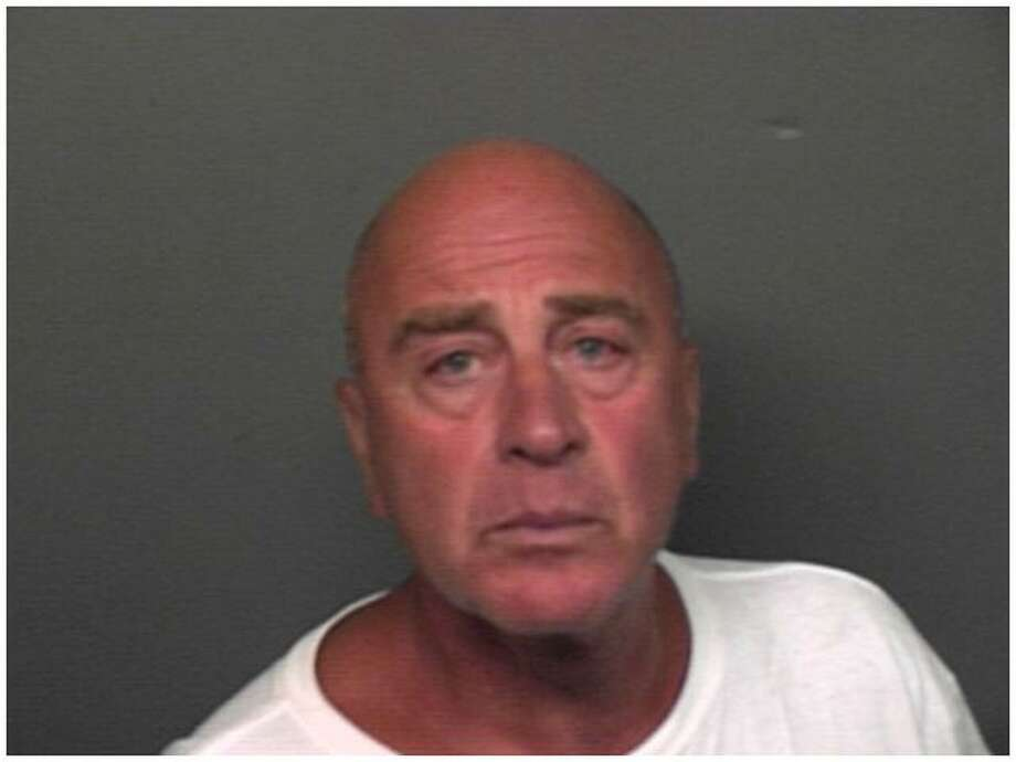 Ralph Vitti, 71, of Stamford, was charged with setting the steps of a neighbor's home on fire in The Cove last November. Photo: Stamford Police Department / Contributed Photo / Stamford Advocate Contributed