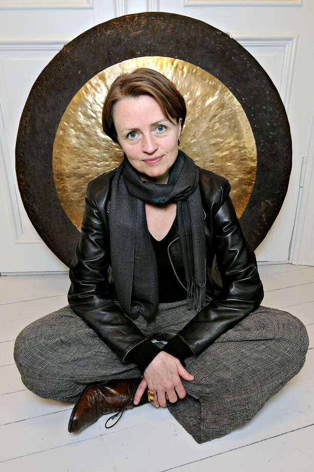 """In """"Dead Pope"""" composer Cecilie Ore's recent work, """"I always start with a text, and from the text the music comes out."""" Photo: Elin Høyland"""