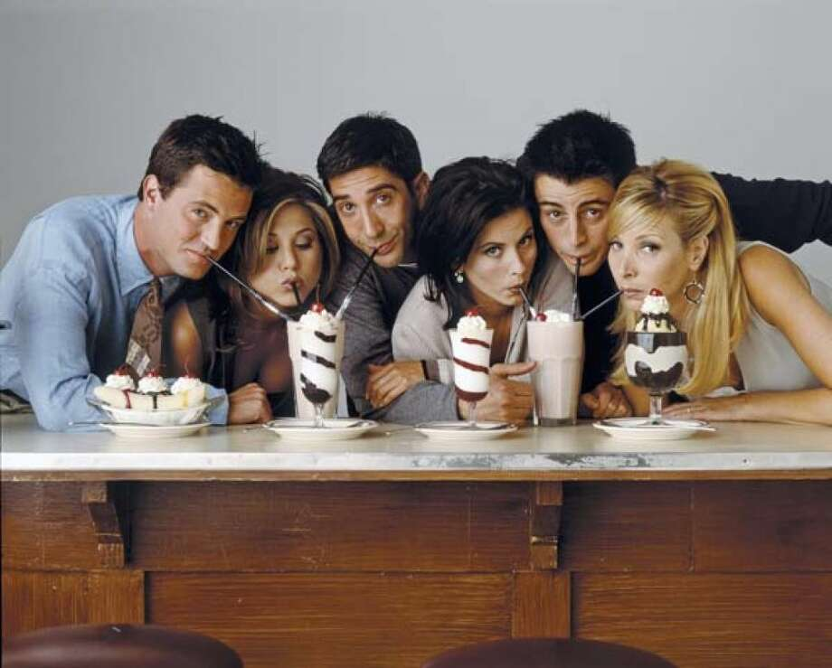 "A ""Friends"" trivia bar crawl for fans of the popular sitcom is planned for Saturday in downtown San Antonio. Photo: Warner Bros. Television"