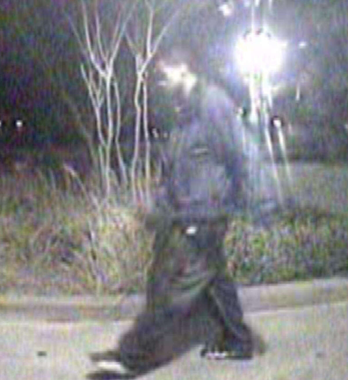 Bellaire Police believe the person seen in this surveillance camera footage is the gunman responsible for the shooting death of 19-year-old James Mielke at Reginellis Pizzeria on Feb. 21, 2016.