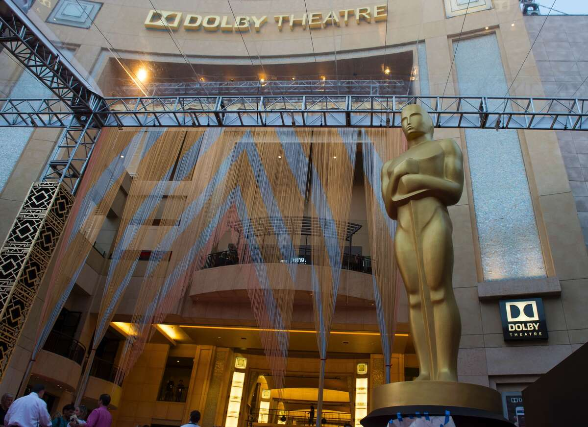 3,401: the capacity of the Dolby Theatre, where the 88th annual ceremony will be held.