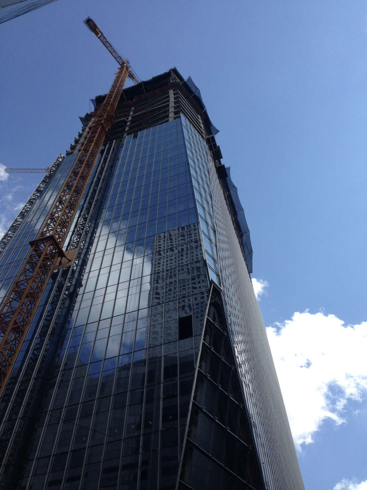 609 Main is expected to be finished next year.