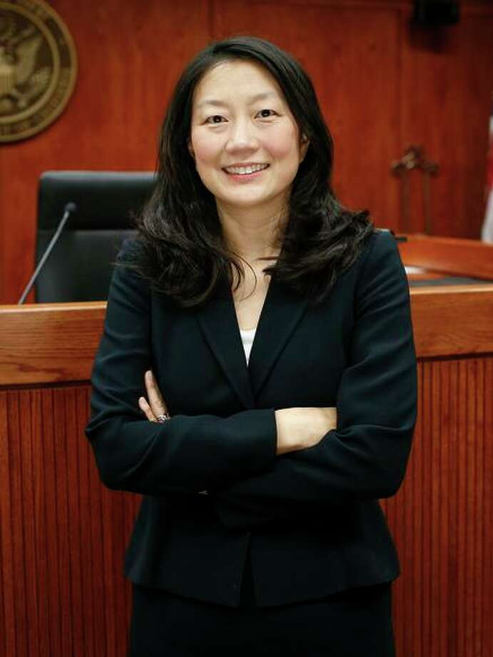 United States District Court Judge Lucy Koh has been nominated President Obama to the Ninth U.S. Circuit Court of Appeals in San Francisco. Photo: Russell Yip, The Chronicle