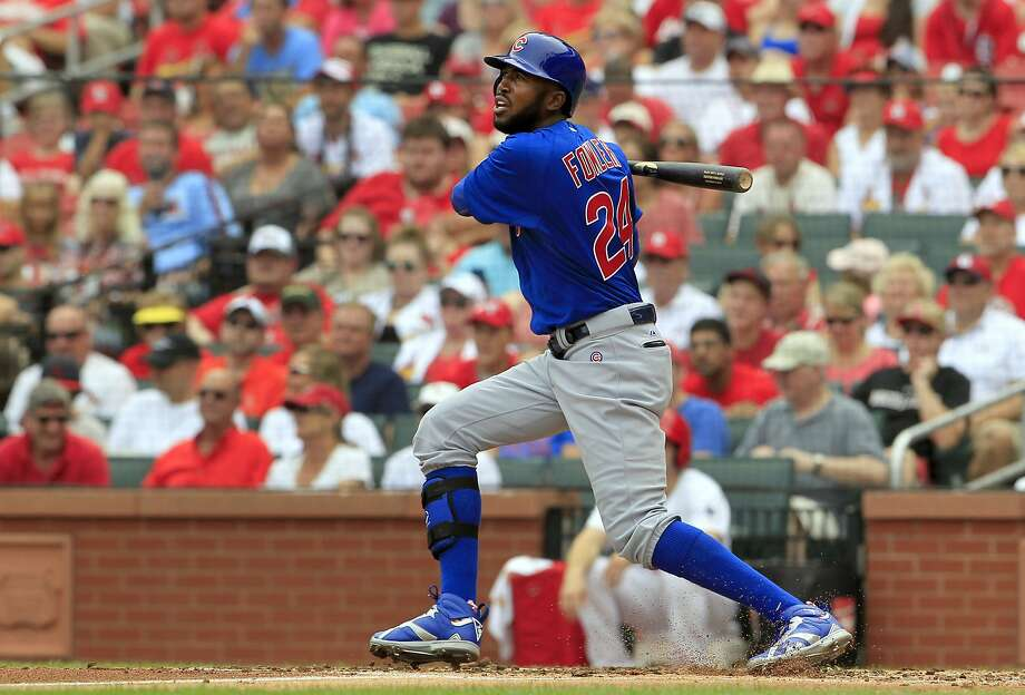 Dexter Fowler hit .250 in 156 games last year. He had 102 runs, 17 homers, 149 hits and 84 walks. Photo: Jeff Roberson, Associated Press