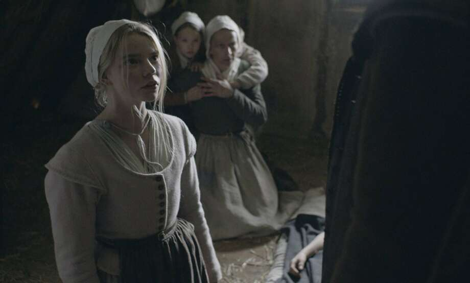"Anya Taylor-Joy stars in ""The Witch,"" which immerses the cast and viewers in the 17th century. Photo: A24, McClatchy-Tribune News Service"