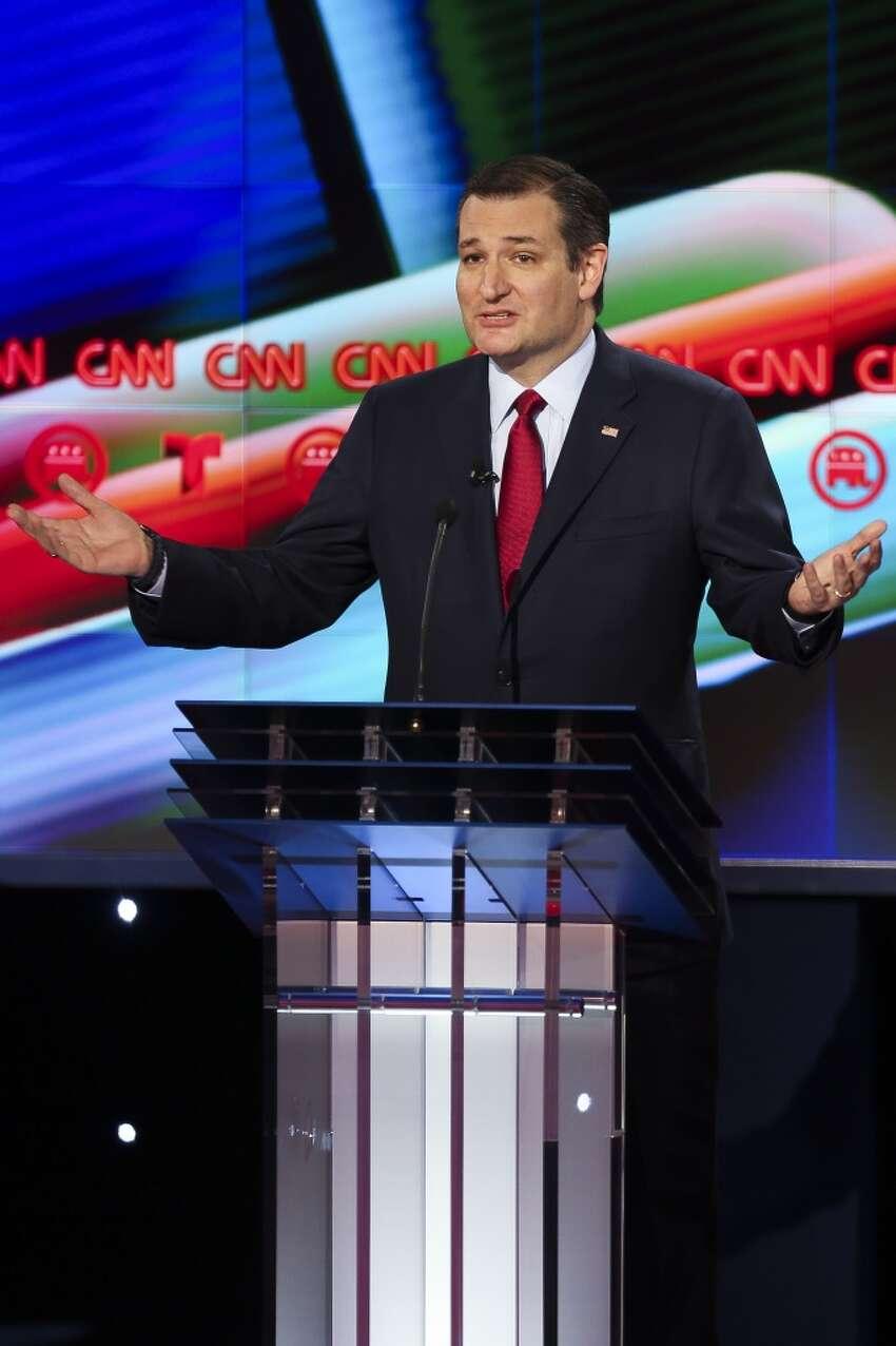No. 5: Ted Cruz -