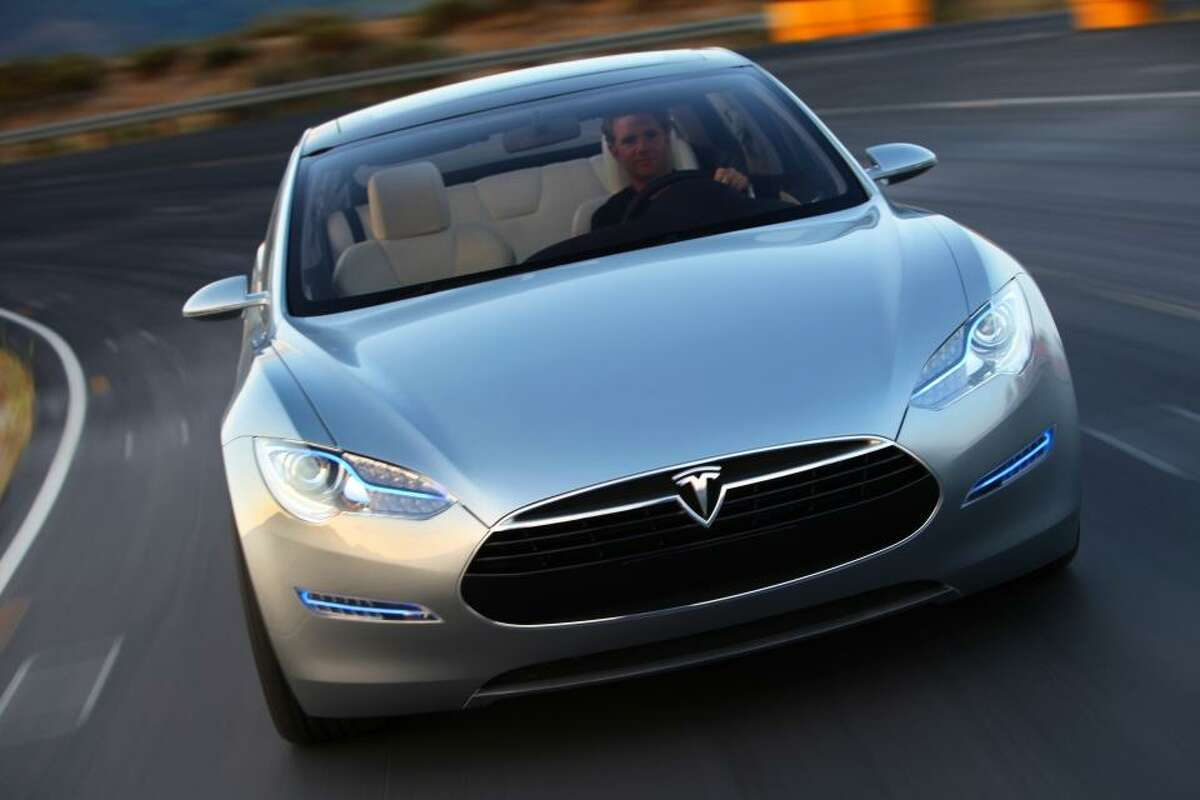Austin-based ElecTrip is using Tesla vehicles to chauffeur drivers between Texas cities. NEXT: See the new Tesla Model 3 in Houston.