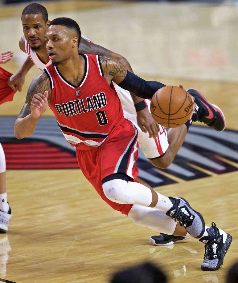 Portland Trail Blazers Nba: Rockets Fight Off 21-point Deficit, Stun Trail Blazers